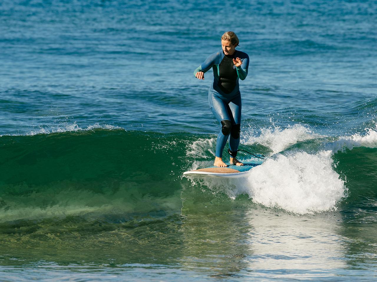 Modern Surfboards Double Wide