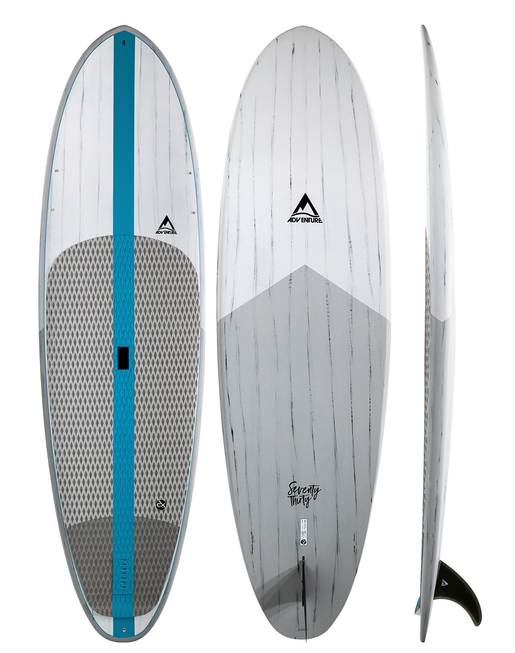 Adventure Paddleboarding 70-30 CX SUP