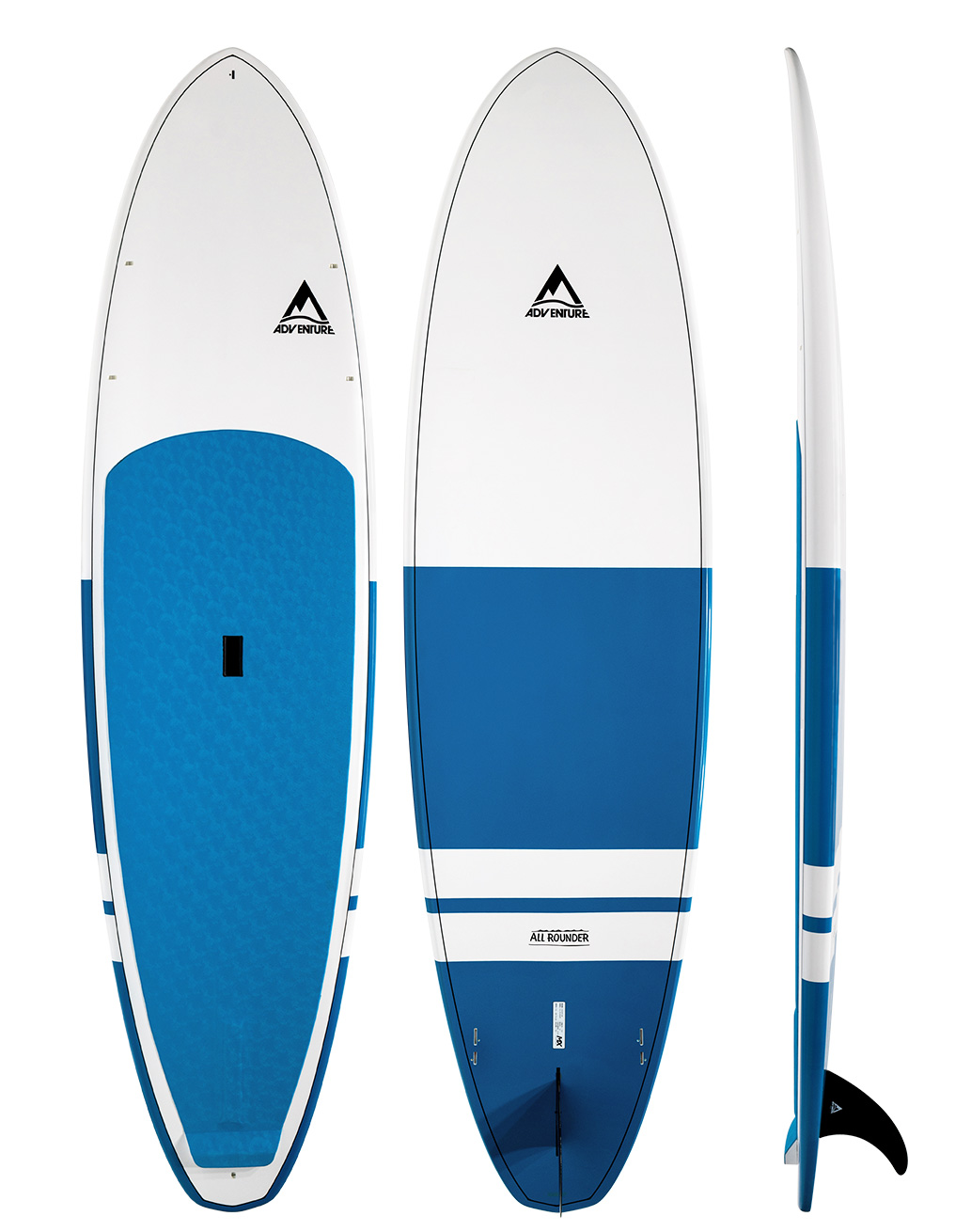 Adventure Paddleboarding All Rounder MX Blue 2019