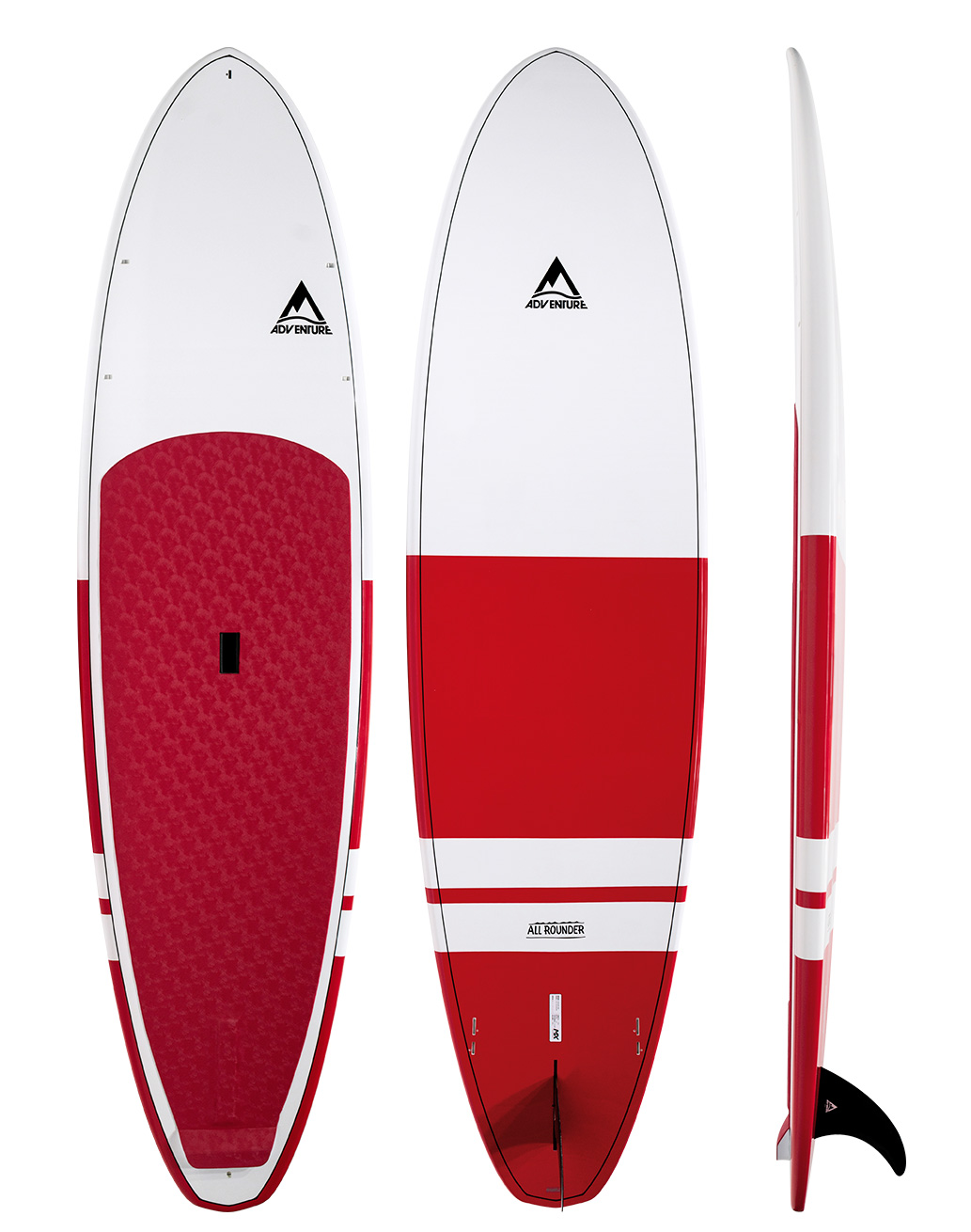 Adventure Paddleboarding All Rounder MX SUP Red