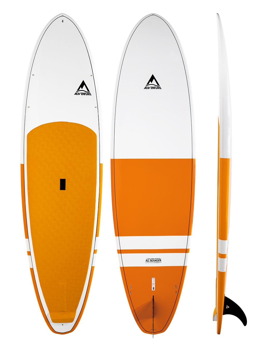 Adventure Paddleboarding All Rounder MX Orange 2019
