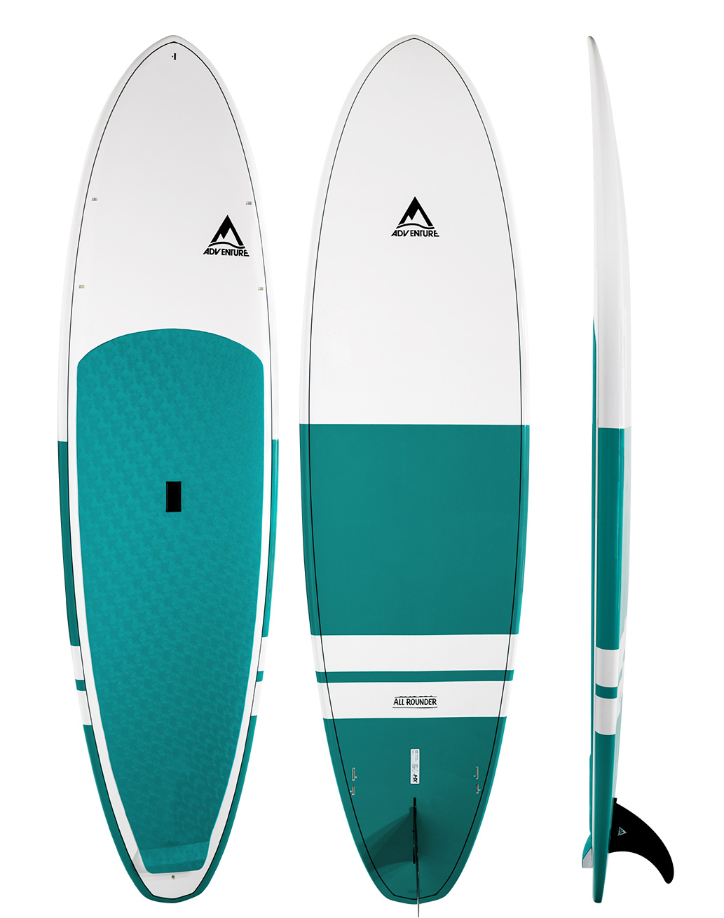 Adventure Paddleboarding All Rounder MX Teal 2019