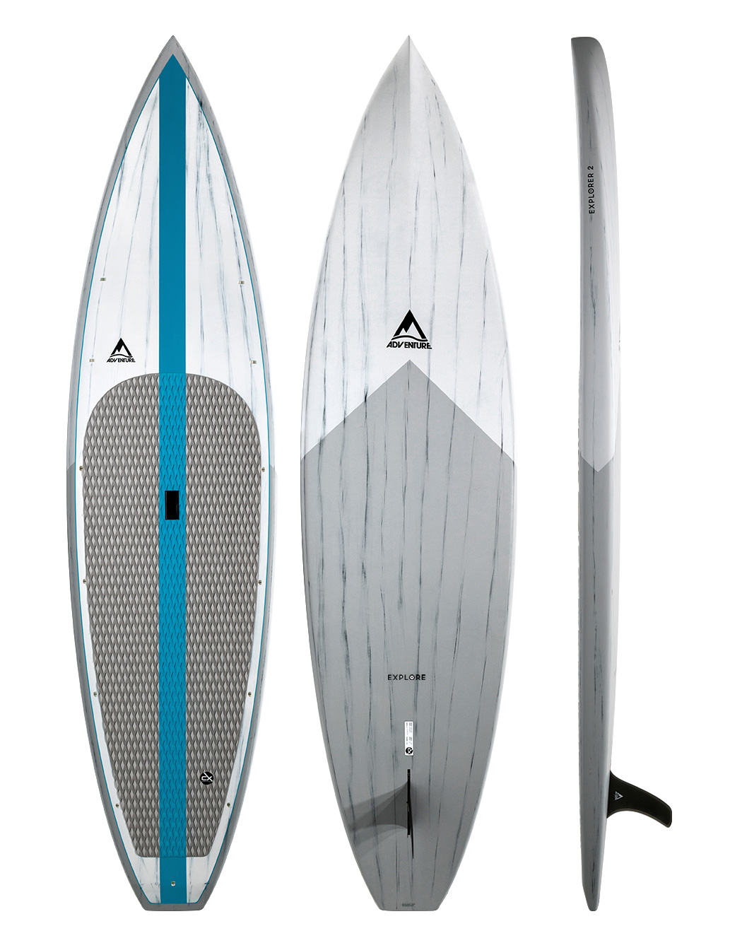 Adventure Paddleboarding Explore SUP