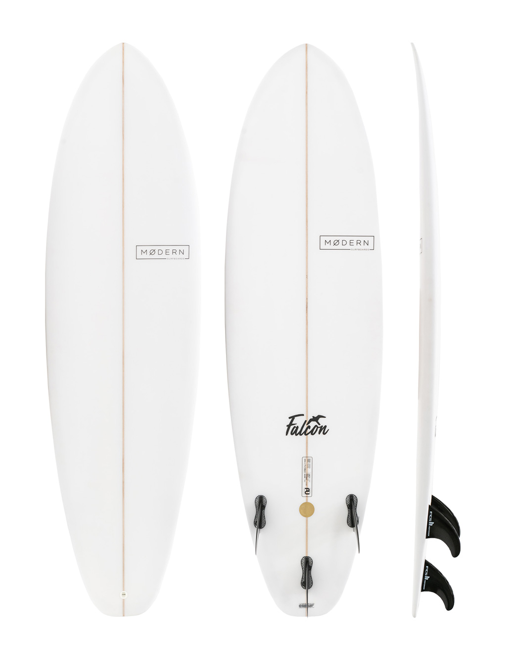 Modern Surfboards Falcon