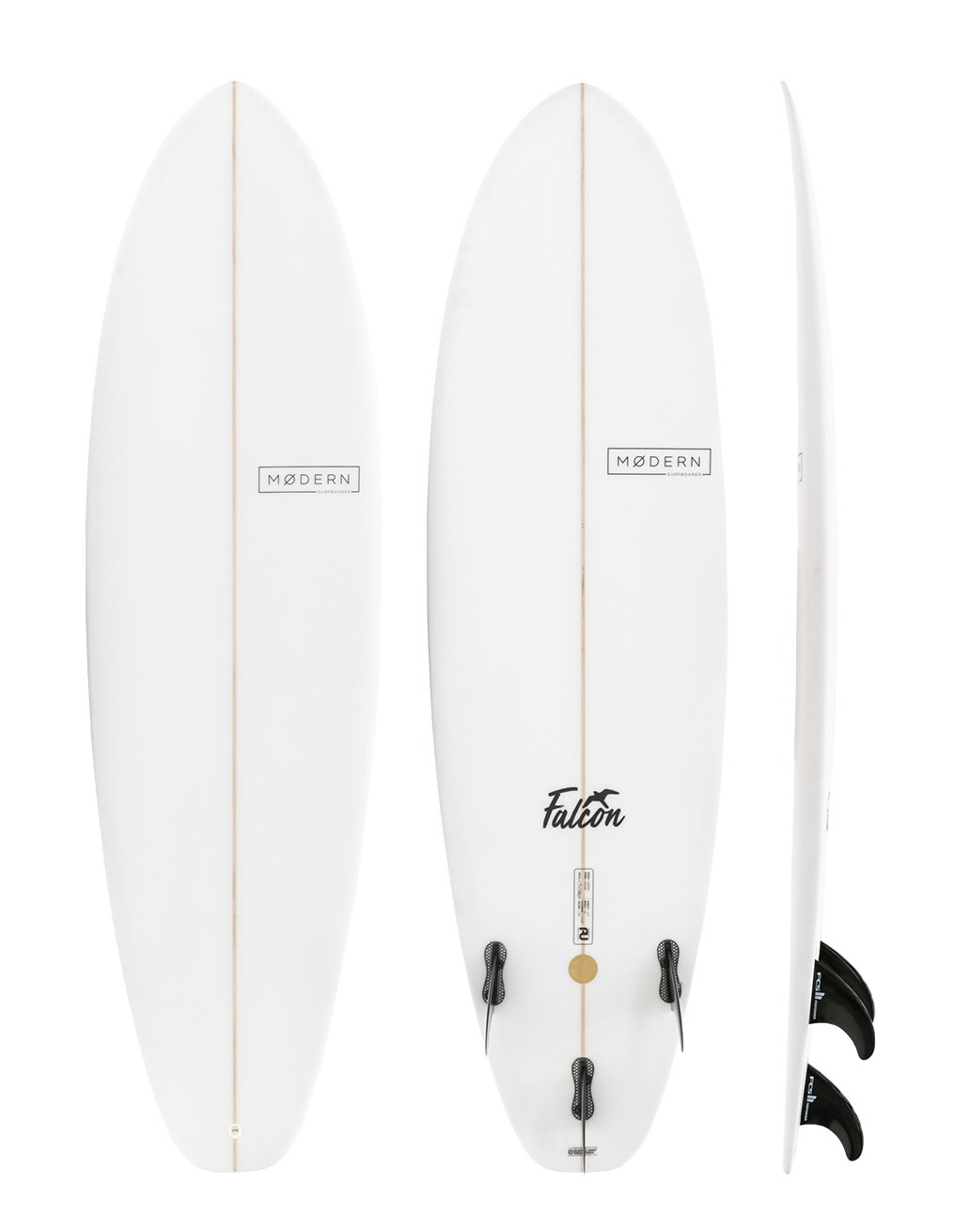 Mosern Surfboards Falcon