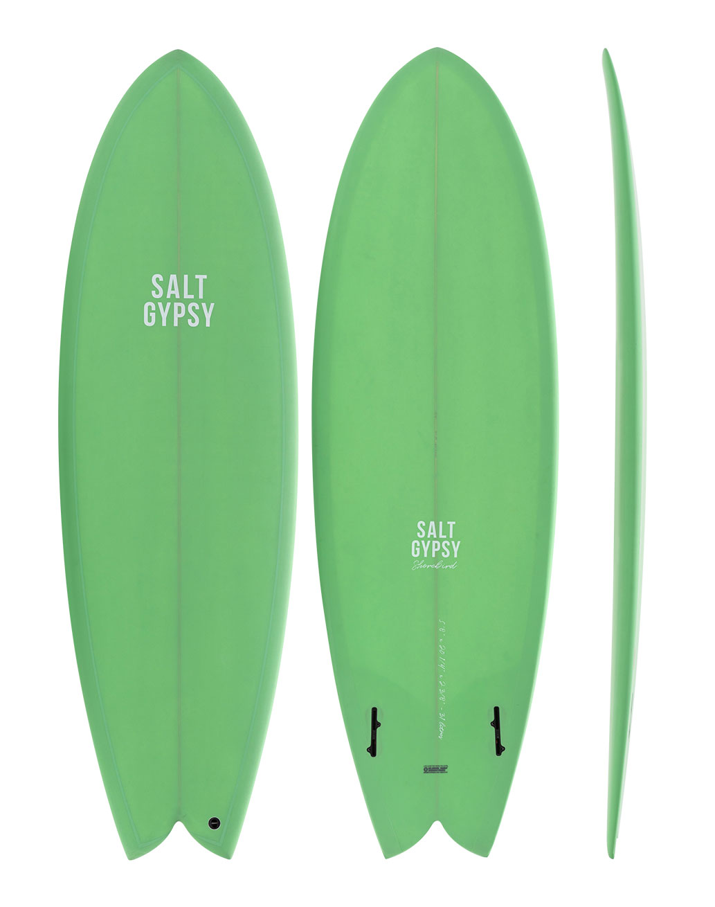 Saly Gypsy Shorebird Surfboard