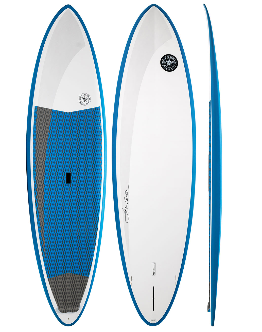 Tom Carroll Outer Reef MX SUP - Blue