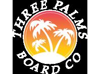 Three Palms Surf Co SUP logo